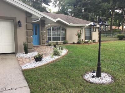 Ocala Single Family Home For Sale: 3251 NE 25th Avenue