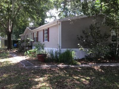 Ocala Single Family Home For Sale: 1060 NW 110th Avenue