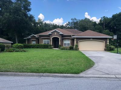 Marion County Single Family Home For Sale: 5173 SE 44th Circle
