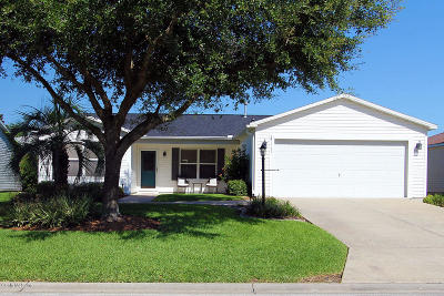 The Village, The Villages-Marion Cty Single Family Home Pending-Continue to Show: 17362 SE 76th Flintlock Terrace