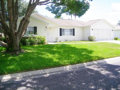 Dunnellon Single Family Home For Sale: 11300 SW 138th Place