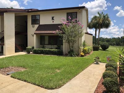 Ocala Condo/Townhouse For Sale: 618 Midway Drive #A