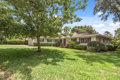 Ocala Single Family Home For Sale: 823 SE 10th Avenue