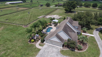 Ocala Farm For Sale: 7450 NW 69th Street