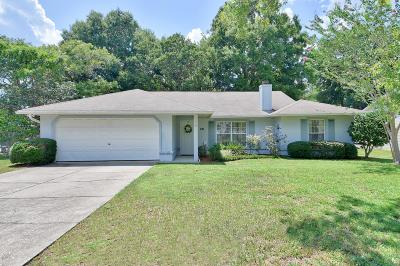 Ocala Single Family Home For Sale: 20 Teak Way