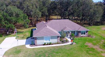 Ocala Single Family Home For Sale: 4287 NW 76th Court