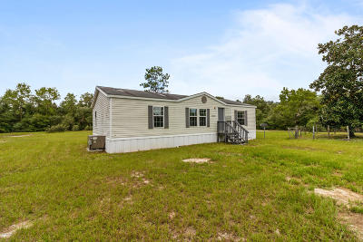 Fla Highlands Mobile/Manufactured For Sale: 8640 SW 158th Lane
