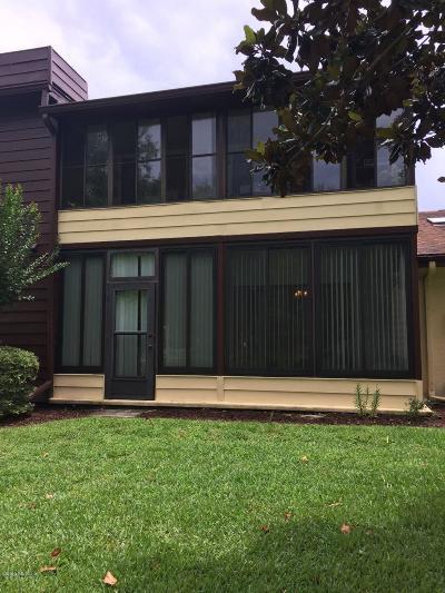 Ocala Condo/Townhouse For Sale: 506 Bahia Circle #A