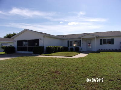 Spruce Creek So Single Family Home For Sale: 17721 SE 95th Circle