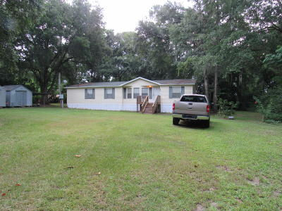 Ocala Mobile/Manufactured For Sale: 8251 NW 60th Avenue