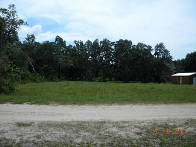 Anthony Residential Lots & Land For Sale: NE NE 136th Place