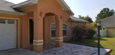 Ocala Single Family Home For Sale: 4875 SW 166th Loop