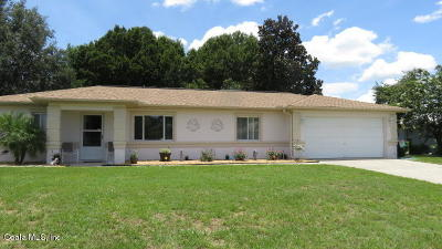 Cherry Wood Single Family Home For Sale: 10141 SW 62nd Terr Road