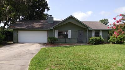 Belleview Single Family Home Pending: 4480 SE 109th Street