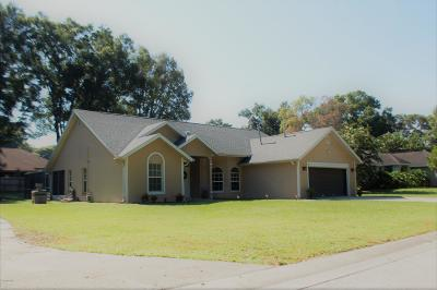 Ocala Single Family Home For Sale: 3555 SE 55th Ct. Court