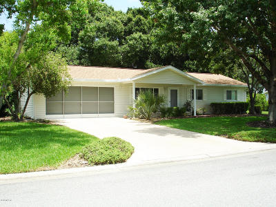 Summerfield FL Single Family Home Pending: $147,000