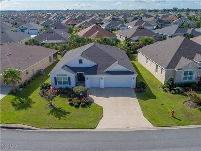 The Villages Single Family Home Pending: 3529 Cluster Court