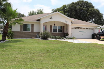 Cherry Wood Single Family Home For Sale: 5860 SW 102nd Street