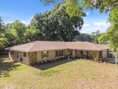 Ocala Single Family Home For Sale: 5930 W Anthony Road