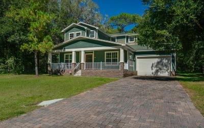 Citrus County Single Family Home For Sale: 9991 N Athenia Drive