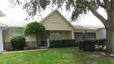 Ocala Condo/Townhouse For Sale: 8974 SW 95th Street #B