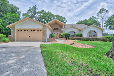 Ocala Single Family Home For Sale: 3012 SE 23rd Avenue