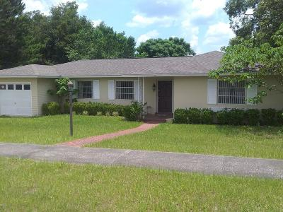 Dunnellon Single Family Home For Sale: 9371 N Citrus Springs Boulevard