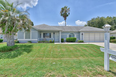 Ocala Single Family Home For Sale: 5206 NW 21st Loop