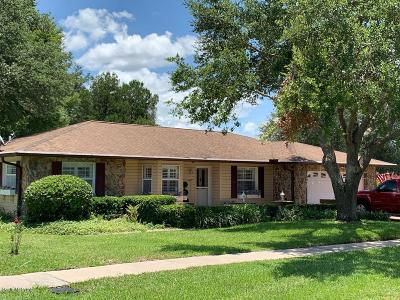 Ocala Single Family Home For Sale: 14897 SW 35th Avenue Road