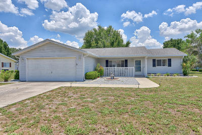 Spruce Creek So Single Family Home For Sale: 10110 SE 178th Place Place