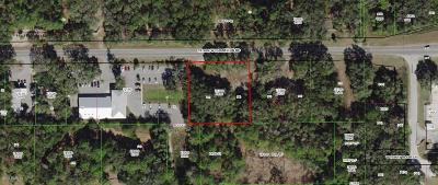 Citrus County Residential Lots & Land For Sale: 2074 W Dunnellon Road