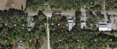 Citrus County Residential Lots & Land For Sale: 2262 W Dunnellon Road