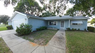 Summerfield FL Single Family Home For Sale: $118,000