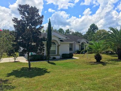 Citrus County Single Family Home For Sale: 2440 E Steven St Street #3