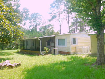 Dunnellon Single Family Home For Sale: 3600 SW 186 Th. Court