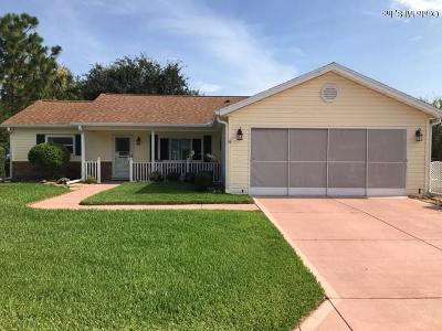Dunnellon Single Family Home For Sale: 11661 SW 137th Loop