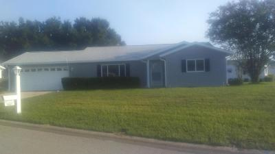 Spruce Creek So Single Family Home For Sale: 9897 SE 178th Place