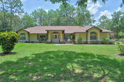 Marion County Single Family Home For Sale: 801 NW 75th Terrace