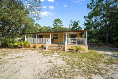 Ocala Mobile/Manufactured For Sale: 14584 SW 71st Avenue Road