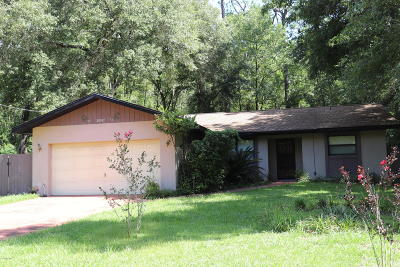 Dunnellon Single Family Home For Sale: 20587 SW Peacock Drive