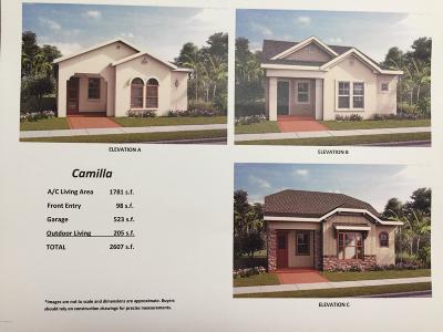 Oxford Single Family Home For Sale: 10615 Grand Oaks Boulevard