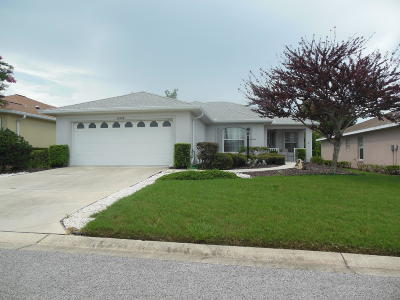 Ocala Single Family Home For Sale: 10068 SW 90th Loop
