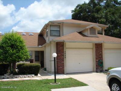 Ocala Single Family Home For Sale: 3929 NE 21st Lane