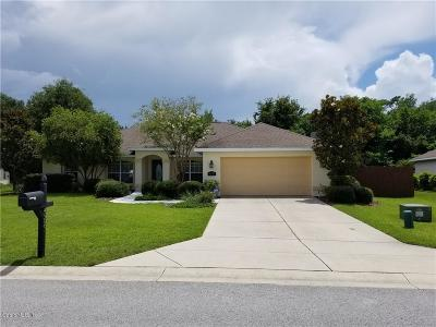 Ocala Single Family Home For Sale: 4327 NW NW 4th Cir Circle