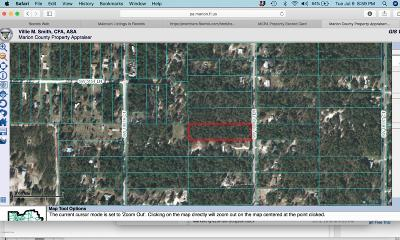 Lake Tropicana Ranchettes Residential Lots & Land For Sale: 5330 SW 183rd Terrace