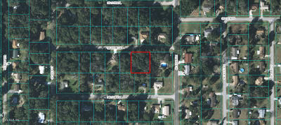 Summerfield Residential Lots & Land For Sale: SE 136th Street