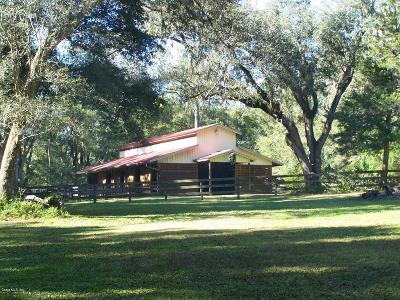 Williston Farm For Sale: 17650 NE 40th Street