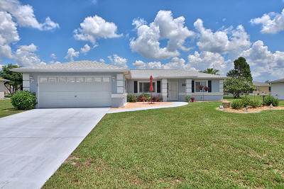 Cherry Wood Single Family Home For Sale: 9854 SW 59th Circle