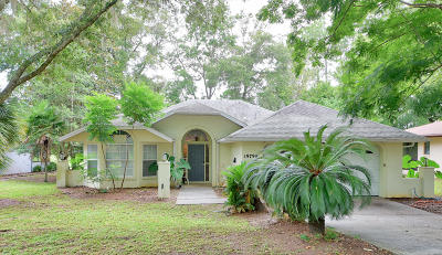 Dunnellon Single Family Home Pending-Continue to Show: 19798 SW 85th Loop