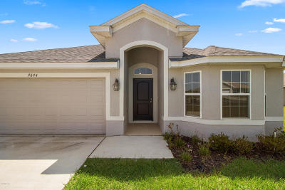 Ocala Single Family Home For Sale: 9694 SW 56th Circle